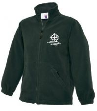 Clifton All Saints Academy Full Zip Fleece